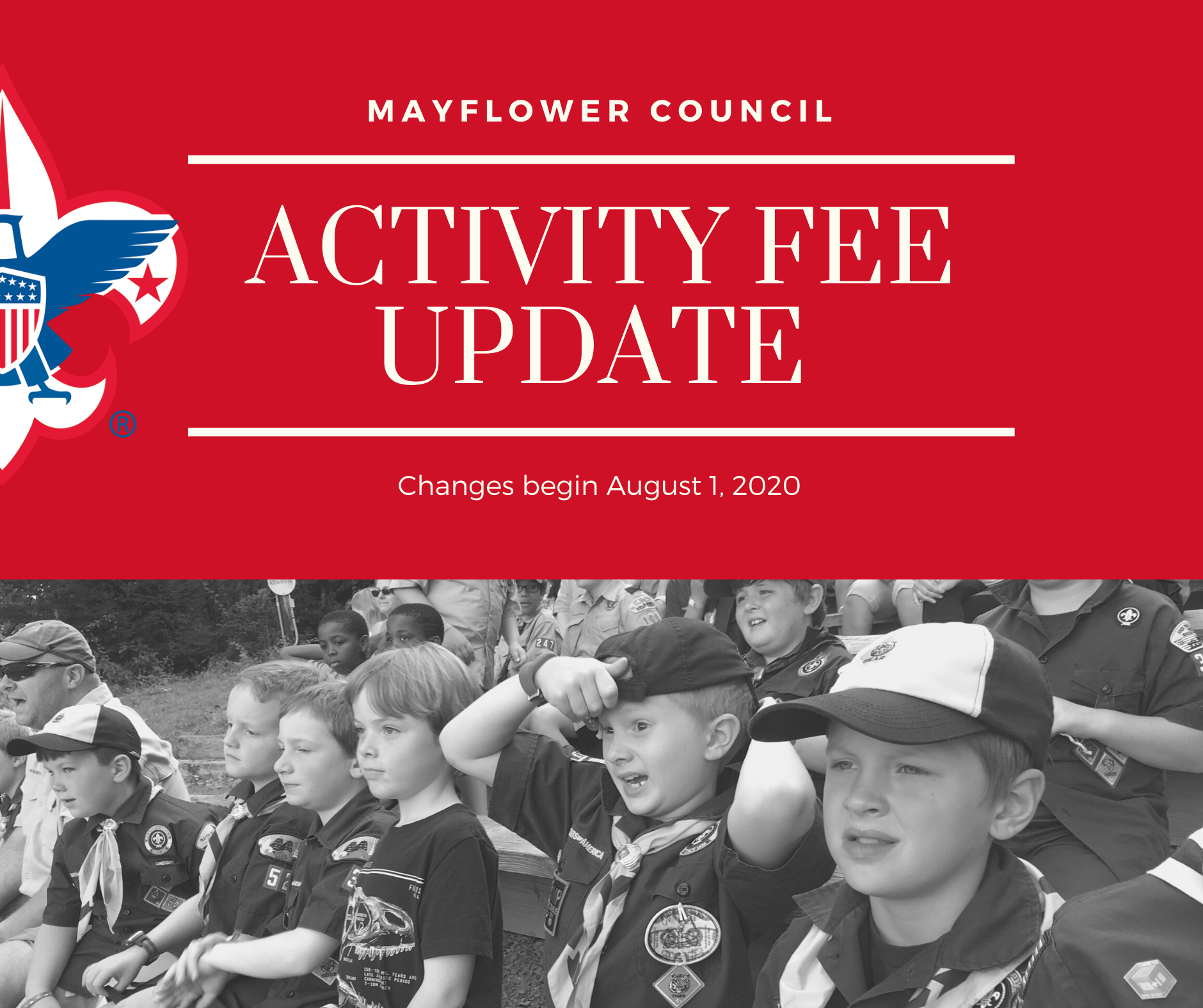 Council Activity Fee Image