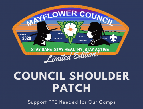 Limited Edition Council Shoulder Patch