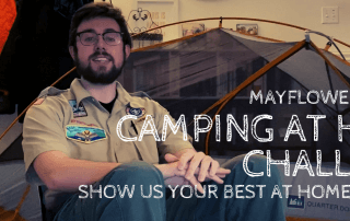 Camping At Home CHallenge