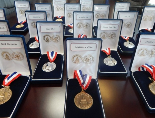 Congressional Award Scouts Can Earn