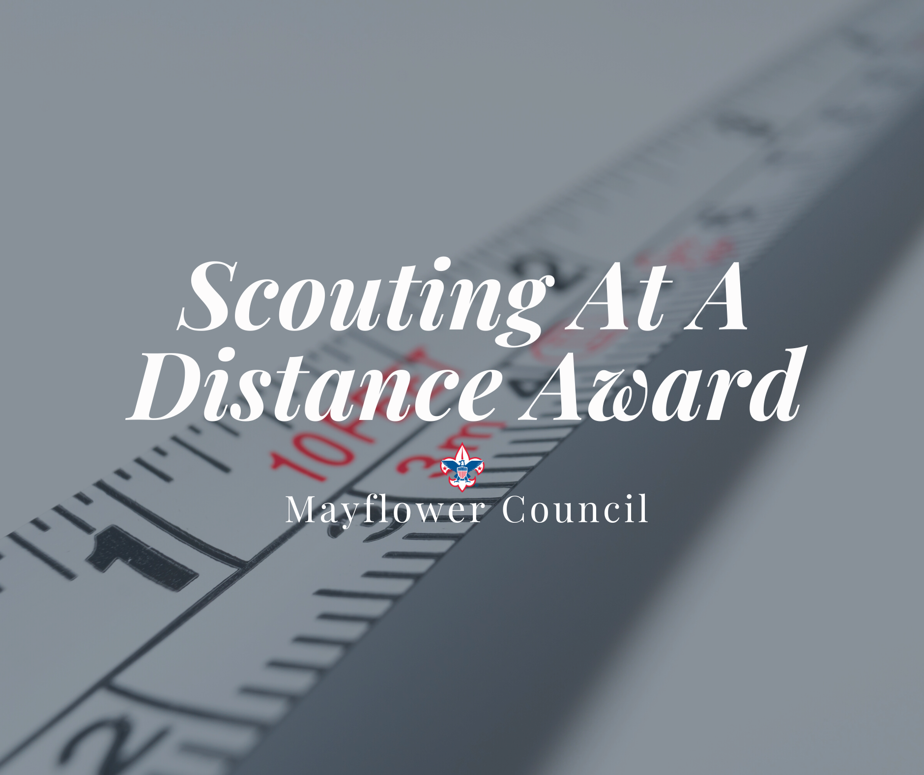 Scouting At A Distance Award Image