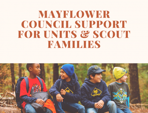 Council Support For Units & Scout Families