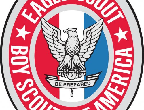 Inaugural Class of Female Eagle Scout Extension
