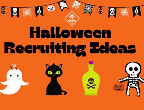 Halloween Recruiting Ideas