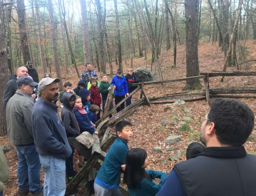 Pack 100 Westborough's Overnight at Nobscot