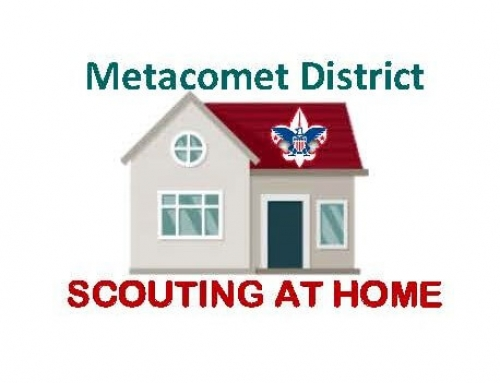 Metacomet Stay-at-Home Cub Scout Activity Ideas