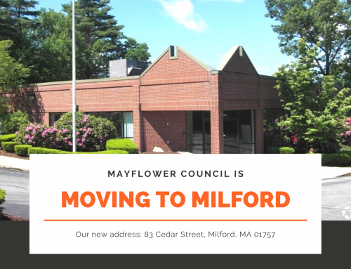 Mayflower Council Moves to New Headquarters