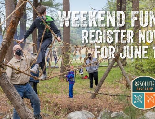 Weekend Fun Begins June 19