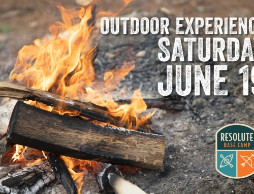 Outdoor Experience Starts This Saturday!