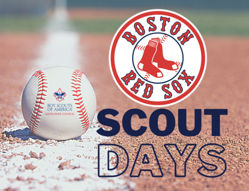 Scout Days at Fenway Park