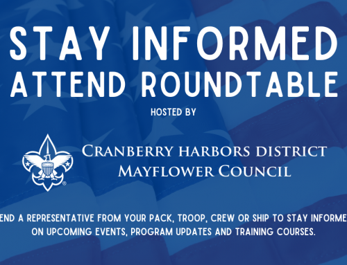 Cranberry Harbors District September Roundtable
