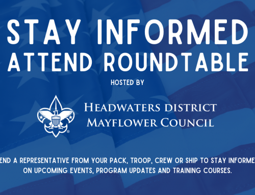 Headwaters October Roundtable Material