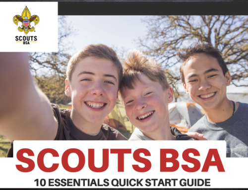 New to Scouts BSA?  Get the Quick Start Guide!