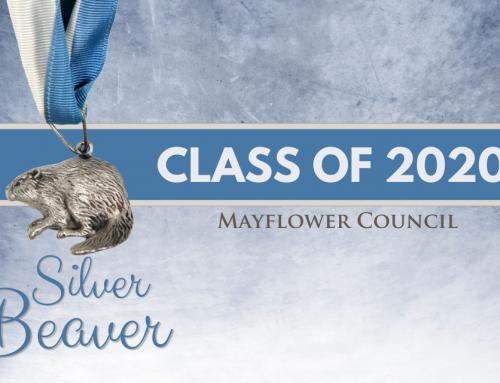 2020 Silver Beaver – Michael Stecker
