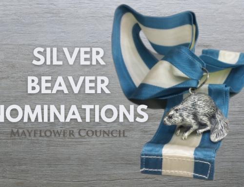 2022 Silver Beaver Award Nominations