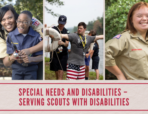 Scouting with Special Needs: The ISAP & the IEP