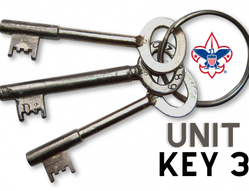 What is a Unit Key 3?