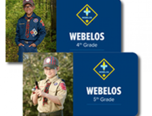 Update to Webelos Uniform Transition Plan