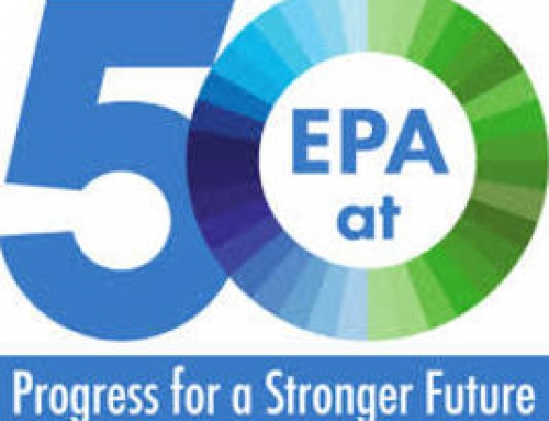 Environmental Protection Agency – 50 Years