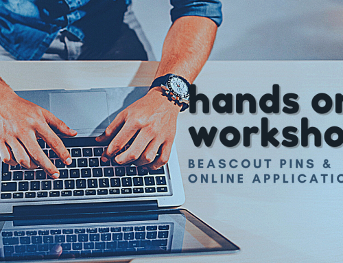Hands On Workshop Be A Scout & Online Apps