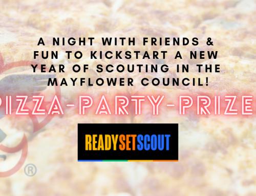 Ready Set Scout Launch Event