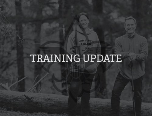 September Training Newsletter